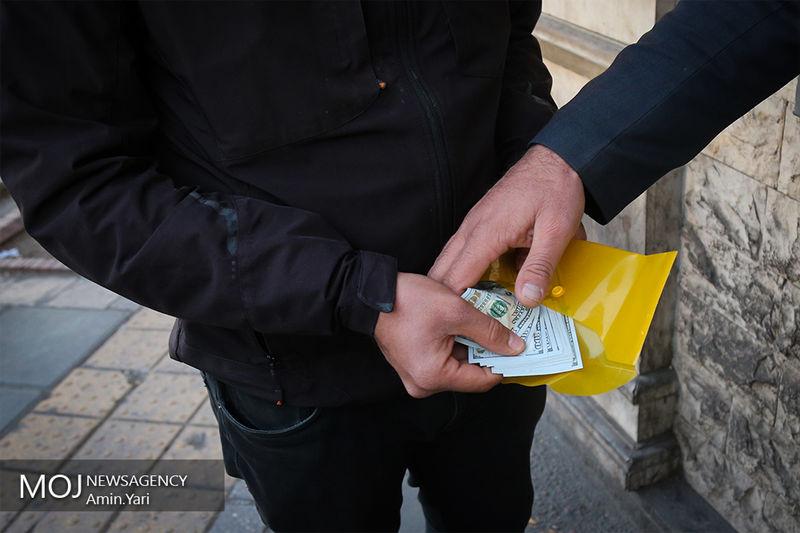قیمت آزاد ارز در بازار تهران 15 فروردین 98/ قیمت دلار اعلام شد