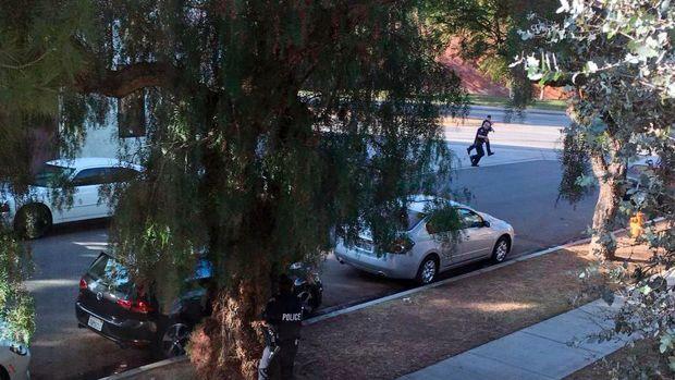حمله فرد مسلح به یک شرکت حقوقی در  کالیفرنیای جنوبی