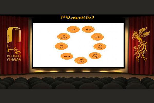 ۹ فیلم برتر آرای مردمی جشنواره فیلم فجر اعلام شد