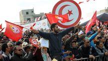 اعتصاب کارگران و کارمندان دولت در تونس