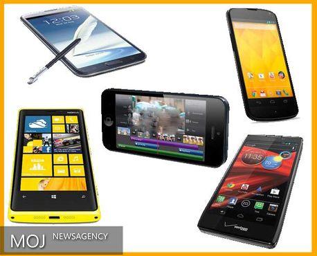 بخش اعظم فناوری گوشیهای هوشمند در آمریکا ابداع شده است