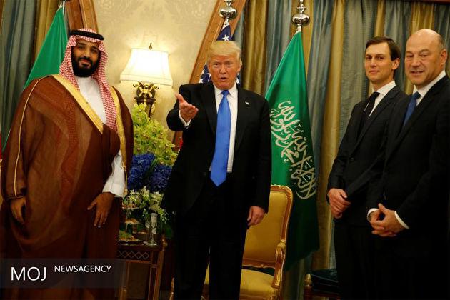 ترامپ با سفر به عربستان در صدد حل مشکلات اقتصادی آمریکاست