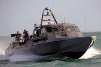 یک فروند قایق گشت دریایی ساخت داخل در بندر امام به آب انداخته شد