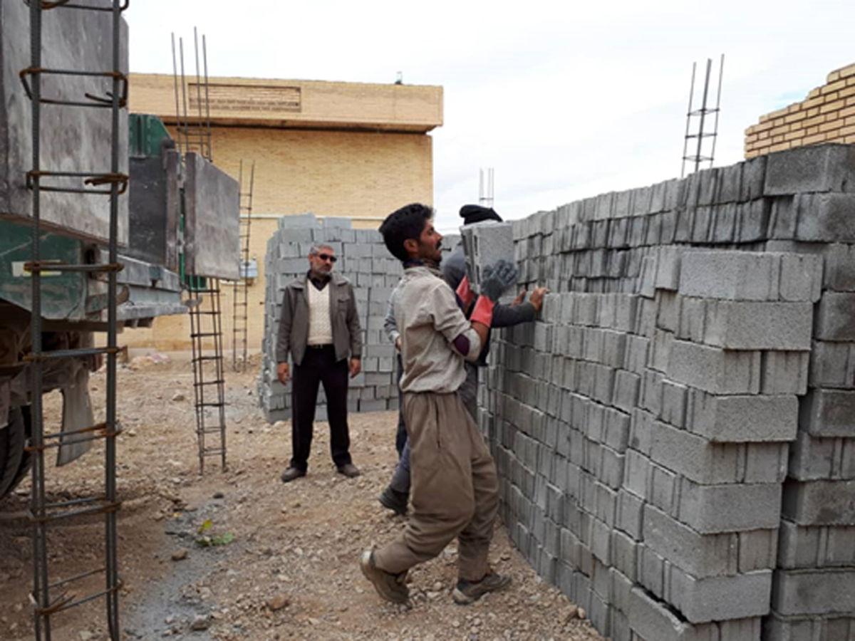 تشکیل  قرارگاه پیشرفت و آبادانی در منطقه خزل شرقی نهاوند