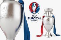 ۱۲۲ گل در ۵۱ مسابقه جام ملتهای اروپا به ثمر رسید