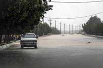 تردد از مسیر جاده دهلران- مهران قطع شد
