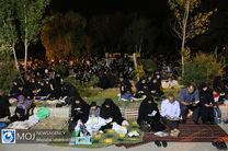 احیای شب بیست و یکم ماه مبارک رمضان در اصفهان