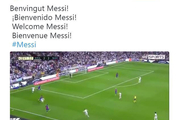 هکرها مسی را به رئال مادرید بردند