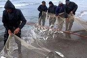 مهلت صید ماهی در دریای مازندران تمدید شد