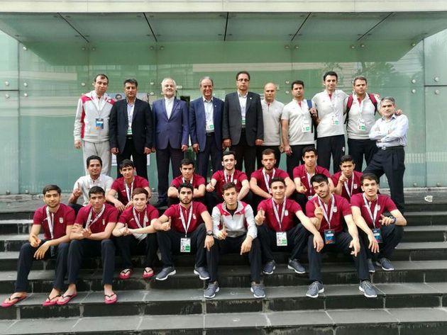 قهرمانی فوتسالیستهای امید ایران در آسیا