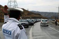 کاهش 43 درصدی تصادفات جادهای در طرح زمستانه پلیس