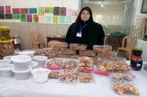 برگزاری نمایشگاه توانمندسازی زنان زلزله زده کرمانشاه