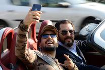 آغاز بازی بهرام رادان در رقص روی شیشه/ اولین تصویر این بازیگر در کنار مهرداد صدیقیان