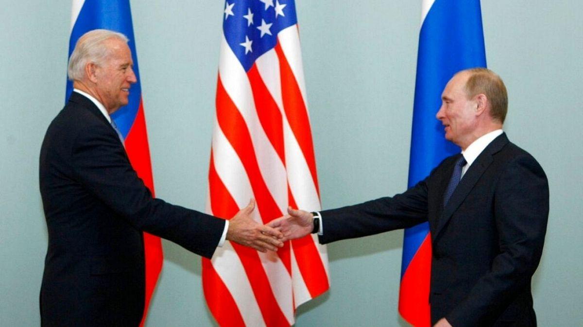 تدارک کاخ سفید برای دیدار بایدن و پوتین