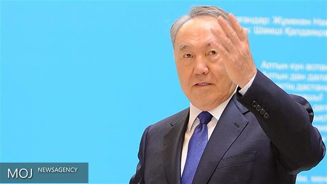 رئیس جمهور قزاقستان به روسیه رفت