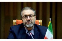 تامین امنیت زائرین اربعین حسینی محور اصلی گفت و گوی ذوالفقاری با وزیر دفاع عراق