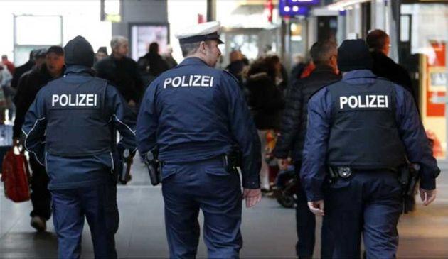 سفارت آمریکا در برلین تهدید شد