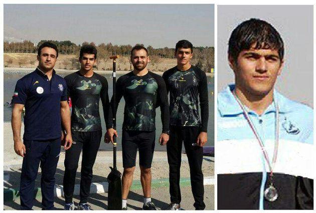 قایقرانان کردستانی در رقابت های کشوری خوش درخشیدند