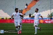 نتیجه بازی تیم ملی فوتبال ایران و بحرین در نیمه نخست