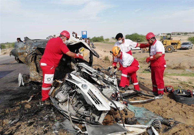 تصادفات جاده ای  منجر به فوت در گلستان ۱۶ درصد کاهش داشته است