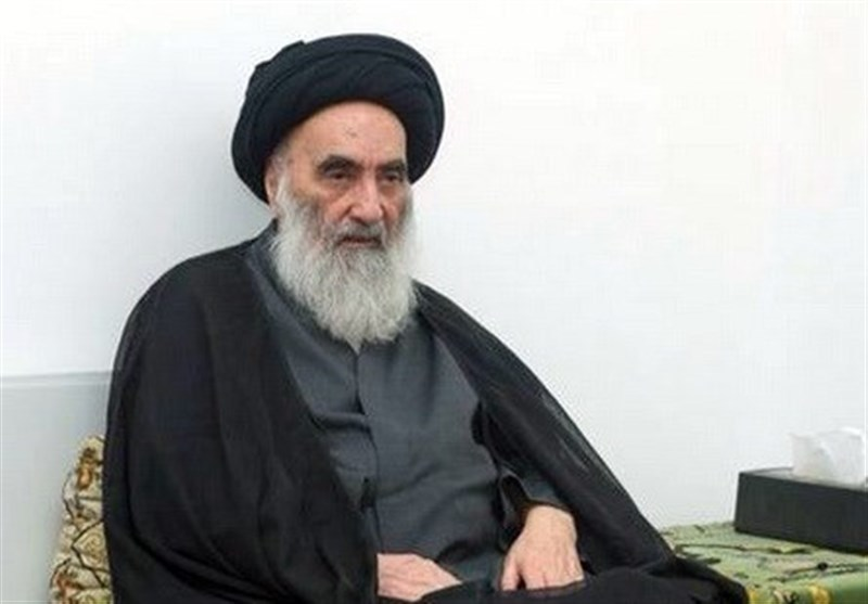 آیت الله سیستانی شهادت سردار سلیمانی را به رهبر معظم انقلاب تسلیت گفت