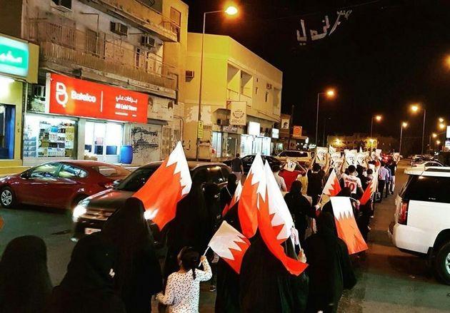مردم بحرین خواستار آزادی فوری شیخ العالی شدند