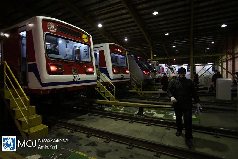 مترو تهران به مناسبت شبهای قدر رایگان شد