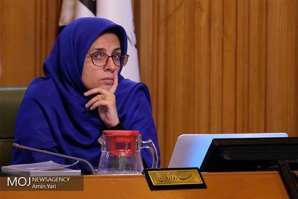 بهاره اروین عضو شورای اسلامی شهر تهران