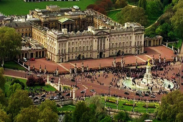 یک خودرو در نزدیکی اقامتگاه خانواده سلطنتی بریتانیا توقیف شد