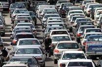 آخرین وضعیت ترافیکی و جوی در سطح جاده های کشور