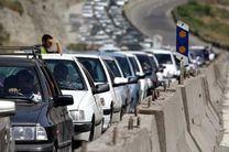 مرزن آباد بعدازظهر فردا یک طرفه میشود / ممنوعیت تردد خودروهای سنگین در محور چالوس–کرج