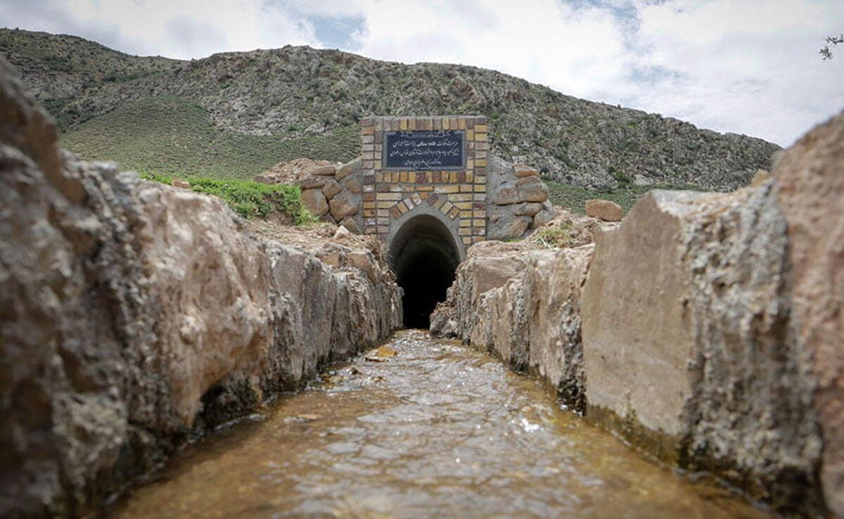 مرمت قنوات کاشمر، رمز امنیت غذایی و تأمین آب شرب پایدار است