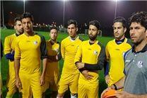 باران فرصت تمرین در زمین بازی را از استقلال خوزستان گرفت