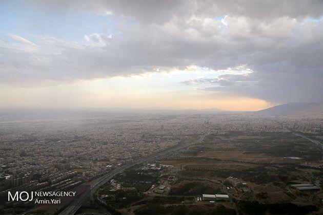 کیفیت هوای تهران در اول مرداد سالم است