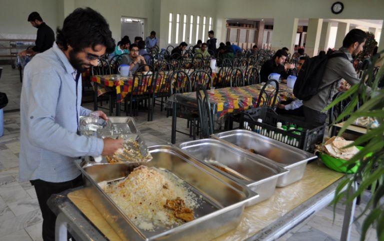 قیمت غذای دانشجویان در سال 98 اعلام شد
