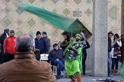 اجرای ۸ نمایش خیابانی در محوطه تئاترشهر در محرم و صفر