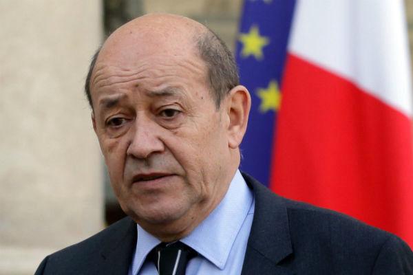 سفر وزیر خارجه فرانسه به ایران طی روز های آینده