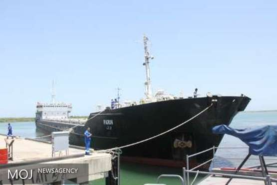 برای نخستین بار کشتی شش هزار تنی وارد بندر آستارا شد