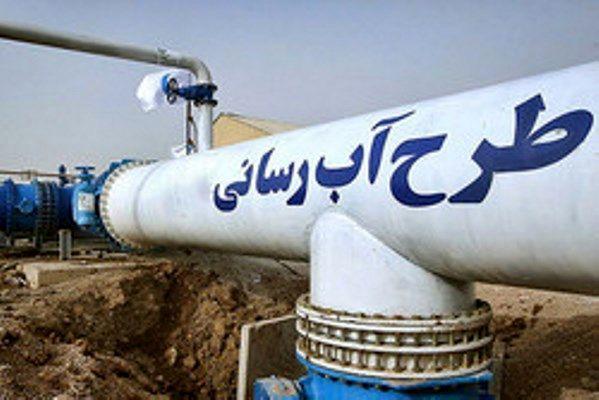 افتتاح ایستگاه شماره 3 مجتمع آبرسانی شهید علی احمد گودرزی بروجرد در هفته دولت