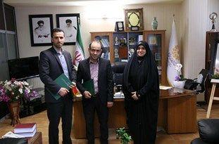 انتصاب 2 معاون جدید در ادارهکل کتابخانههای عمومی مازندران