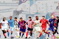 مراسم قرعه کشی مرحله یک هشتم نهایی لیگ قهرمانان اروپا برگزار شد/ تقابل بارسلونا با پاریسن ژرمن