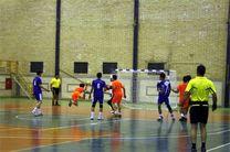 تیم سنندج عنوان دوم مسابقات هندبال نوجوانان منطقه 4 کشور را به دست آورد