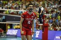 ساعت بازی والیبال ایران و پورتوریکو مشخص شد
