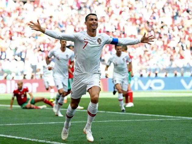کریستیانو رونالدو به دومین گلزن برتر ملی جهان تبدیل شد