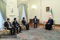 ایران اهمیت ویژه ای برای توسعه روابط با چین قائل است