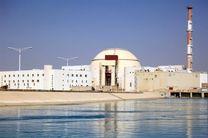 برگزاری مراسم رسمی بتن ریزی واحد ۲ نیروگاه بوشهر در ۱۹ آبان