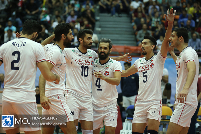 اسامی تیم ملی والیبال ایران برای حضور در مسابقات انتخابی المپیک