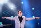 اجرای کمسوی محسن ابراهیمزاده در شب میلاد با حضور تیم ملی کشتی آزاد