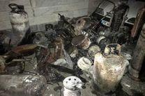 انفجار کپسول گاز در خرمشهر