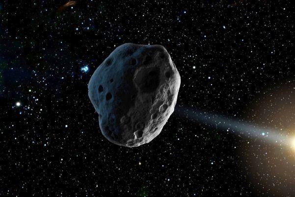 ارسال کاوشگرهای ژاپنی به سیارک «ریوگو»
